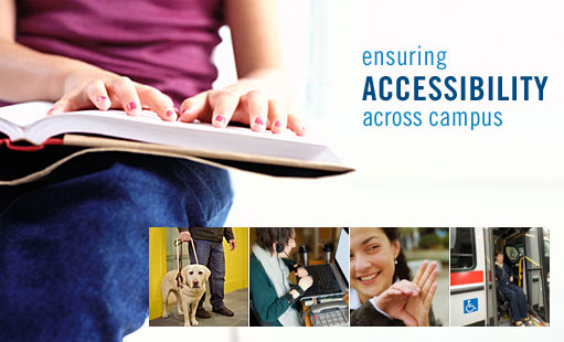 Ensuring Accessibility Across Campus